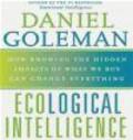 Daniel Goleman,D Goleman - Ecological Intelligence
