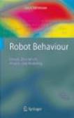 Ulrich Nehmzow,U Nehmzow - Robot Behaviour