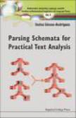 Carlos Gomez-Rodriguez,C Rodríguez - Parsing Schemata for Practical Text Analysis