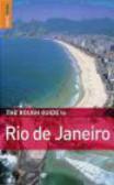 Oliver Marshall,Robert Coates,O. Marshall - Rough Guide to Rio de Janeiro