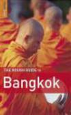 Lucy Ridout,Paul Gray,L. Ridout - Rough Guide to Bangkok