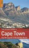 Barbara McCrea,Tony Pinchuck,T. Pinchuck - Rough Guide to Cape Town