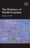 Anthony J. Culyer,A Culyer - Dictionary of Health Economics