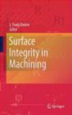 J Davim - Surface Integrity in Machining