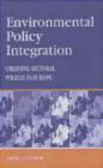 Andrea Lenschow - Environmental Policy Integration