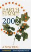 Felix Dodds - Earth Summit 2002 New Deal