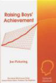 Jon Pickering - Raising Boys` Achievement