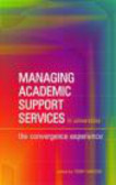 Hanson - Managing Academic Support Services in Universities