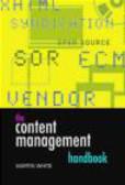Martin White - Content Management Handbook