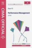 Jo Avis,J Avis - CIMA Official Exam Practice Kit Performance Management 5e