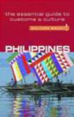 Graham Colin-Jones,Yvonne Colin-Jones,G Colin-Jones - Philippines - Culture Smart