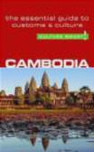 Graham Saunders,G Saunders - Cambodia - Culture Smart