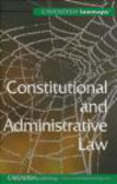 Cavdendish,Cavendish - Law Map In Constitutional & Administrative Law