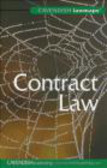 Cavendish - Law Map In Contract Law