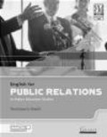 Terry Phillips - English for Public Relations in Higher Education Studies Teacher`s Book