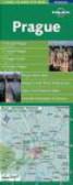 Lonely Planet - Prague map 1e