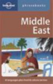 Lonely Planet - Middle East Phrasebook 1e
