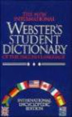 New International Webster`s Student Dictionary
