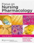A Karch - Focus on Nursing Pharmacology