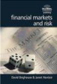 David Brighouse,Janet Hontoir,D Brighouse - Financial Markets and Risk