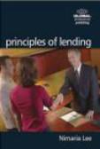 Nimaria Lee,N Lee - Principles of Lending