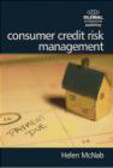 Helen McNab,H McNab - Consumer Credit Risk Management
