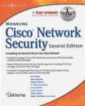 Syngress Media,Parent - Managing Cisco Network Security