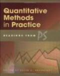 D Rochefort - Quantitative Methods in Practice