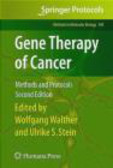 Walther - Gene Therapy of Cancer 2e