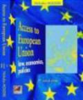 N Moussis - Access to European Union 17e