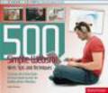 Jamie Freeman,J Freeman - 500 Simple Website Hints Tips and Techniques