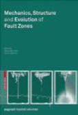 Y Ben-Zion - Mechanics Structure and Evolution of Fault Zones