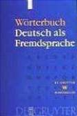 Gunter Kempcke - Worterbuch Deutsch als Fremdsprache