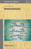 K Fischer - Hemicelluloses
