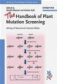 K Meksem - Handbook of Plant Mutation Screening