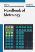 M Kochsiek - Handbook of Metrology 2 vols