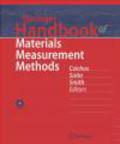 Czichos - Springer Handbook of Materials Measurement Methods