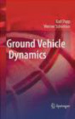 Karl Popp,Werner Schiehlen,K Popp - Ground Vehicle Dynamics