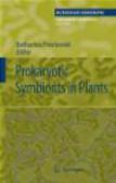 K Pawlowski - Prokaryotic Symbionts in Plants
