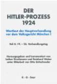 Hitler Prozess 1924  4