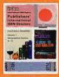 Publisher Intern. ISBN Directory 32e 2005/06  3vols