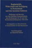 Regimekritik Widerstand & Verfolgung in Deutschland