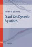 Tatiana G. Elizarova,T Elizarova - Quasi-Gas Dynamic Equations