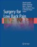 M Szpalski - Surgery for Low Back Pain