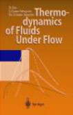 David Jou,Jose Casas-Vazquez,M. Criado-Sancho - Thermodynamics of Fluids Under Flow