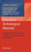J Skrzypek - Innovative Technological Materials