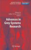 Sifeng Liu - Advances in Grey Systems Research