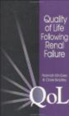 McGee - Quality of Life Following Renal Failure