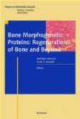 S Vukicevic - Bone Morphogenetic Proteins
