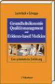 Gesundheitsokonomie Qualitatsmanagement